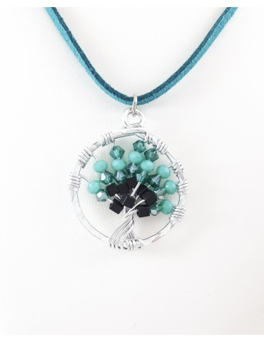 Collier tree Mint