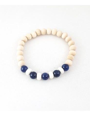 Bracelet Sailor Blue