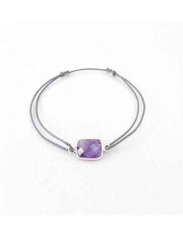 Bracelet Precious Amethyste
