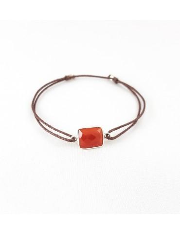 Bracelet Precious Cornaline