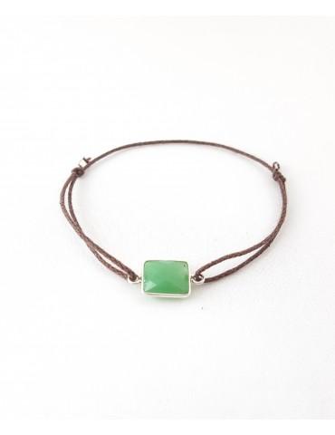 Bracelet Precious Chrysoprase